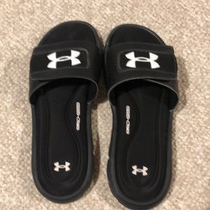 Under Armour slide sandal for men